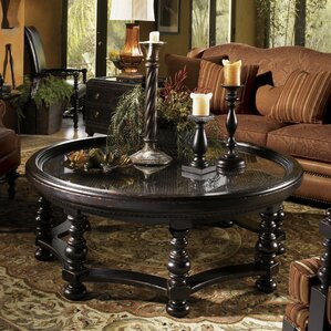 Kingstown Plantation Coffee Table by Tommy B..