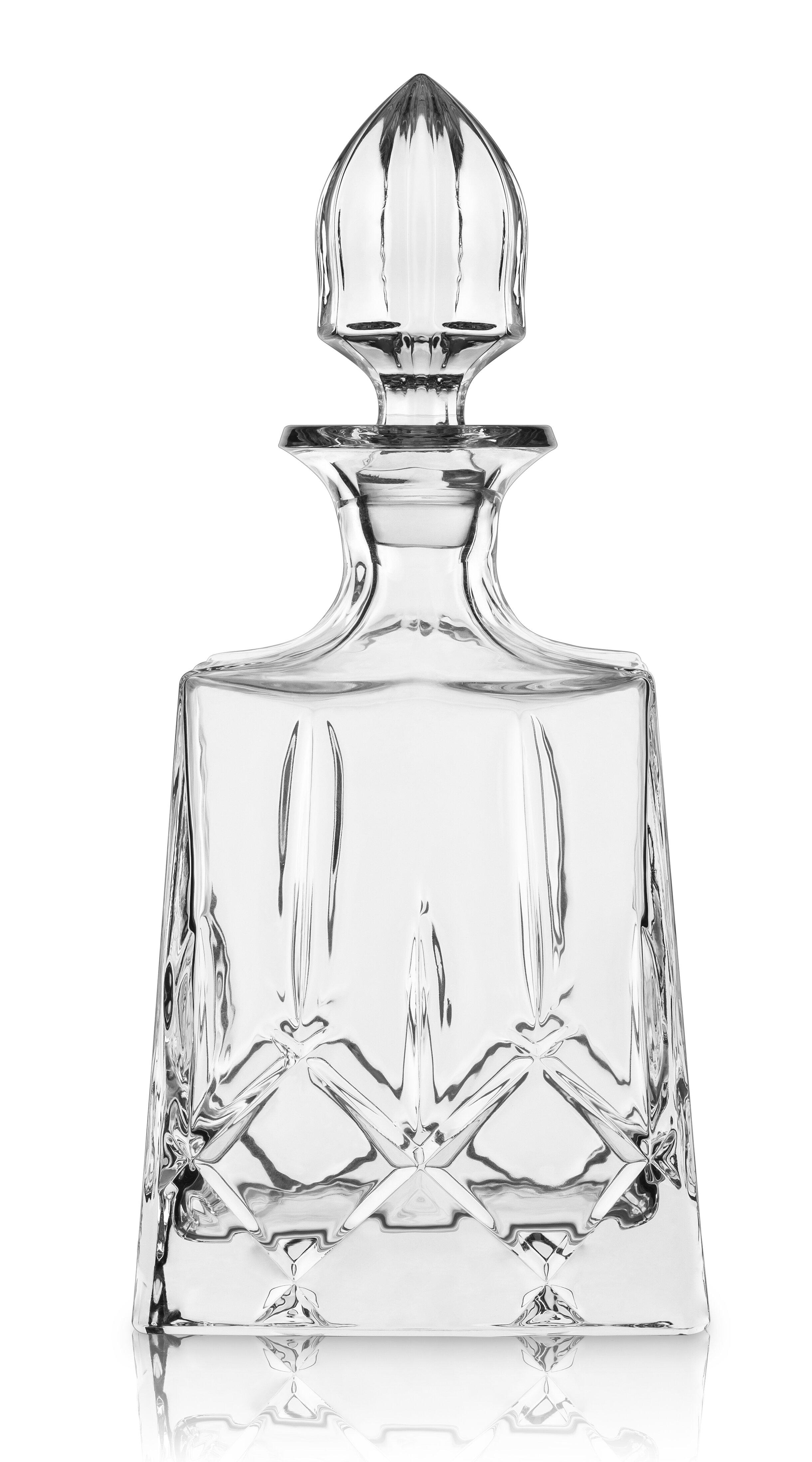 Viski Admal Mezcairl Whiskey Decanter Reviews Wayfair