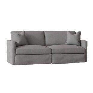 Modern & Contemporary Down Filled Slipcover Sofas | AllModern