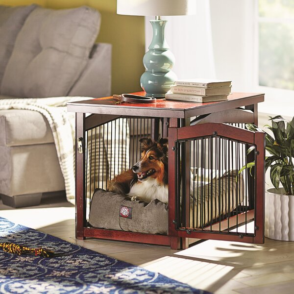 Archie Oscar Andromeda 2 In 1 Configurable Pet Crate Gate Reviews Wayfair