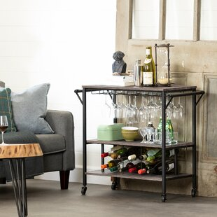 Munich Bar Cart by South Shore