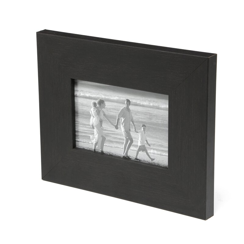 2 wide composite wood distressed picture frame poster frame - White Poster Frame