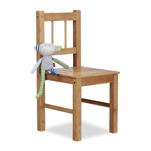 Hall Decor Children's Chair By Harriet Bee