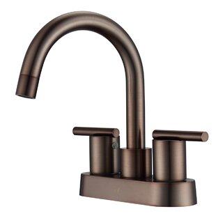 Barclay Conley Lavatory Centerset Bathroom Faucet