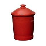 Red Kitchen Canisters & Jars You\'ll Love in 2019 | Wayfair
