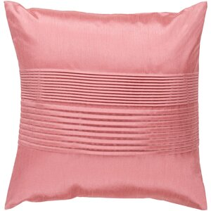 Arber Pleated Throw Pillow Cover