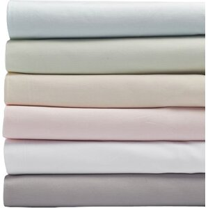 Sateen Fitted Crib Sheet