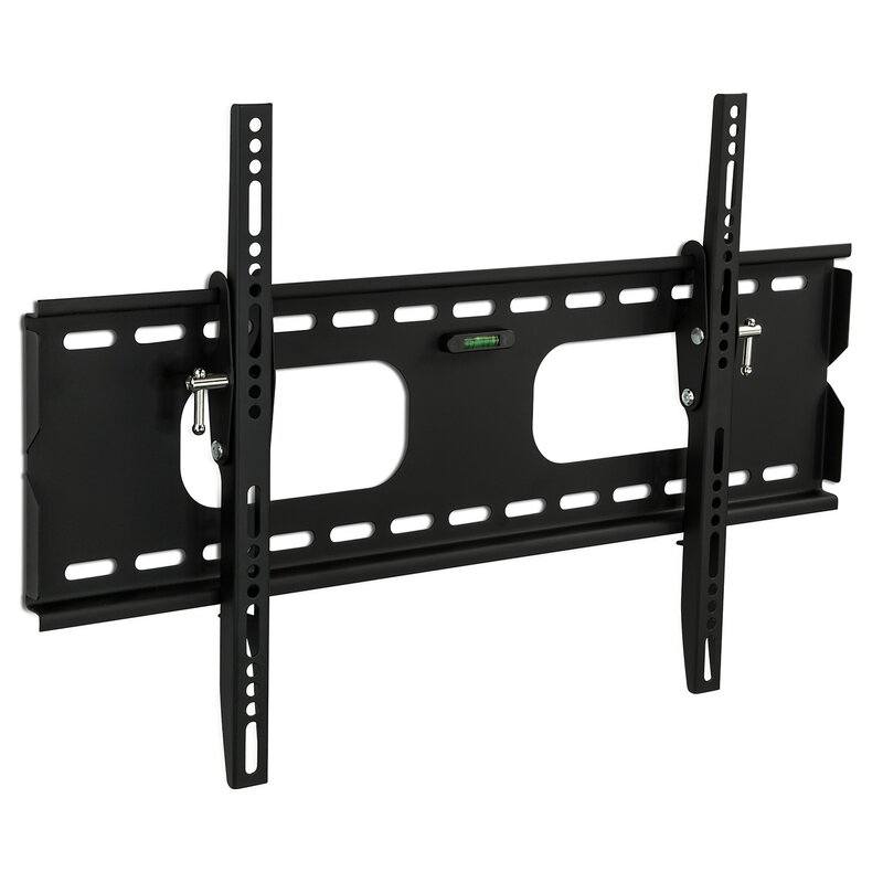Home Electronic Accessories Consumer Electronics Dependable Slim Low Profile Tv Wall Mount Bracket For 25 28 32 34 37 42 48 50 55 60 Inch Led Lcd Plasma Flat Screens,magnetic Bubble Leve