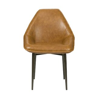 Whitacre Upholstered Dining Chair by George Oliver SKU:AA958328 Shop
