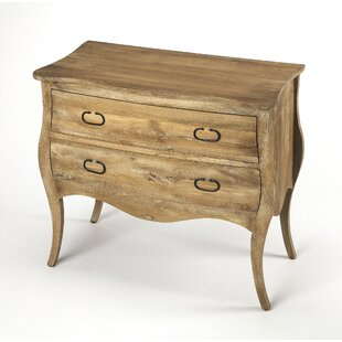 Easterbrook 2 Drawer Accent Chest