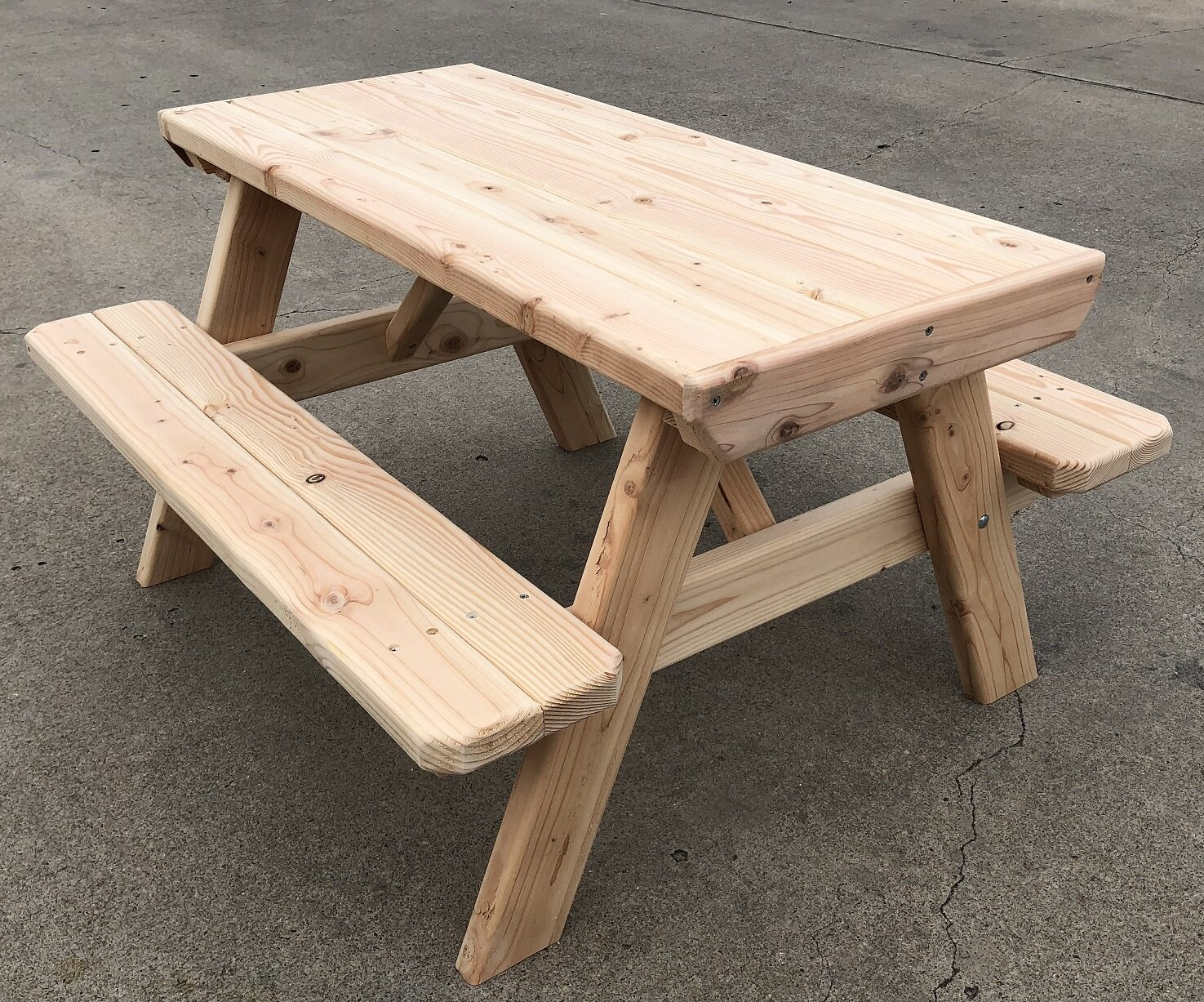- Harriet Bee Hoddesd Kids Picnic Table & Reviews Wayfair