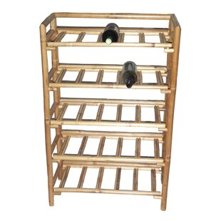 Josephine 25 Bottle Floor Wine Rack by Be..