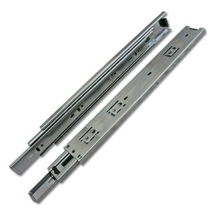 Series 1150 Metric Full Extension Side Mount Drawer Slide (Set of 2)