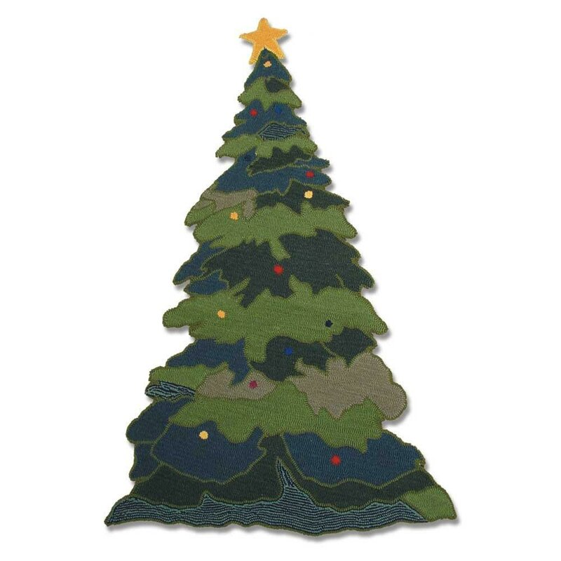 Patch Magic Santa By The Fireside Rug from Wayfair!