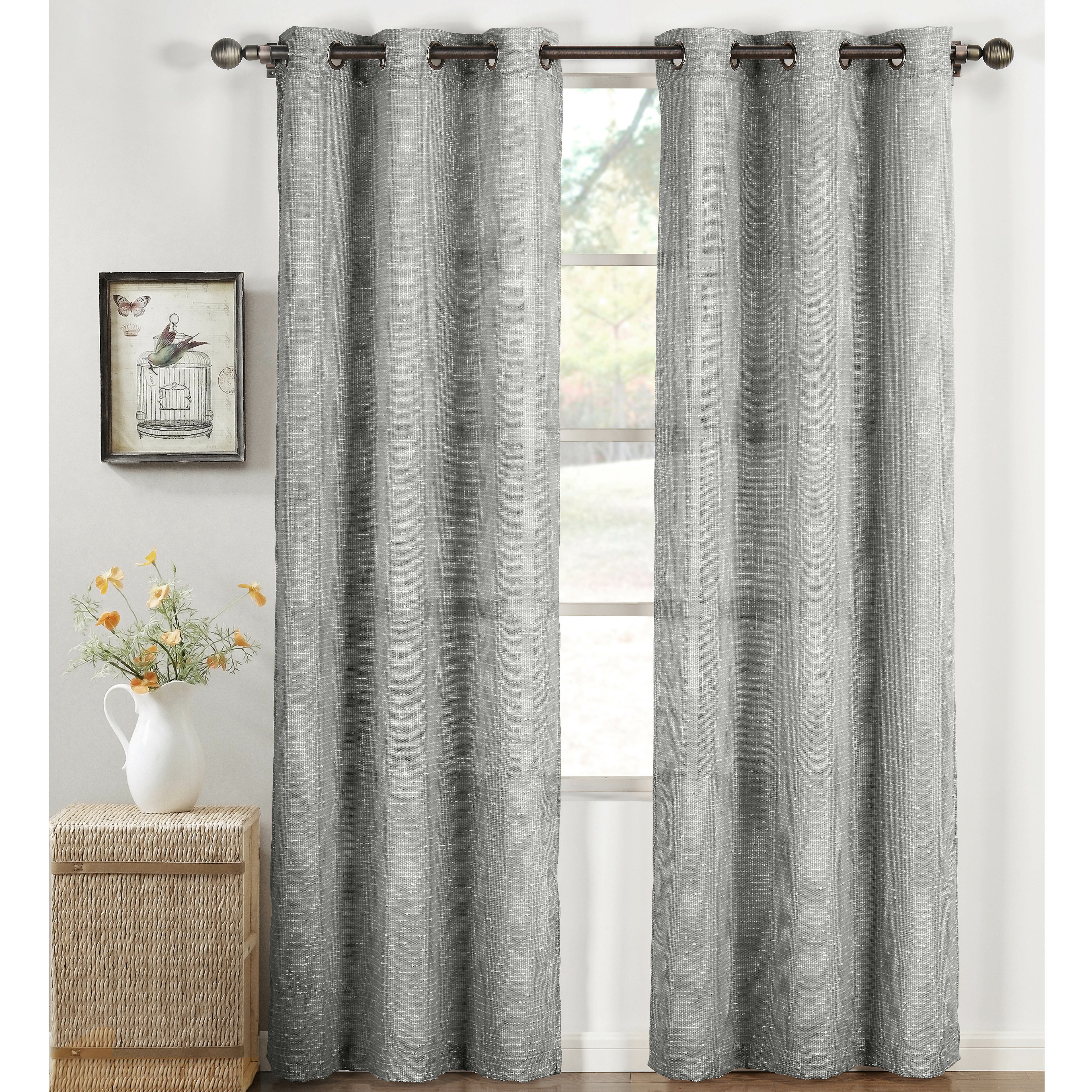 window fabric of class patterned astonishing treatments sheer touch curtains curtain shower