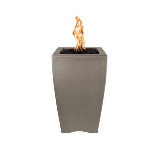 The Outdoor Plus Baston Concrete Fire Pit