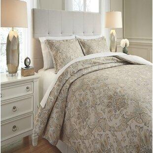 Mulhern Reversible Comforter Set