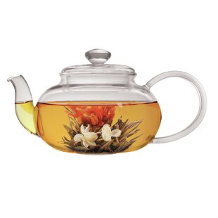Lea 0.7-qt. Teapot with Infuser and 2 Flowering Tea
