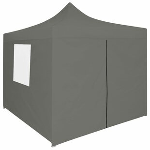 Boulanger 3m X 3m Steel Pop-Up Party Tent By Sol 72 Outdoor