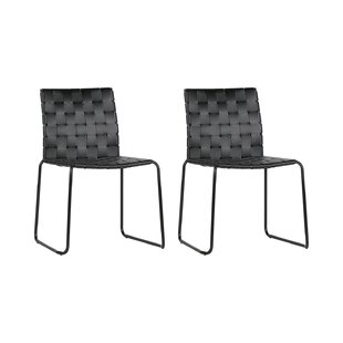 Holifield Dining Chair (Set Of 2) By Mercury Row