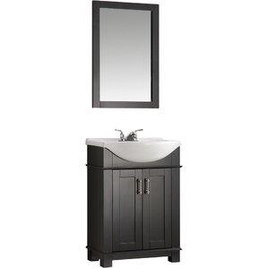 Bathroom Vanity Black black bathroom vanities you'll love | wayfair