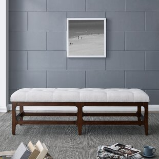 Kya Upholstered Bench by A..