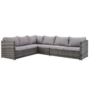N'Keal 8 Seater Rattan Sofa Set Image