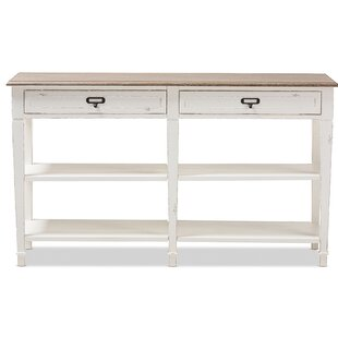 Gracie Oaks Cirillo Console Table