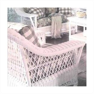 3200 Bass Harbor Chair by South Sea Rattan