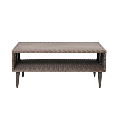 Gainell Coffee Table by Latitude Run Today Sale Only