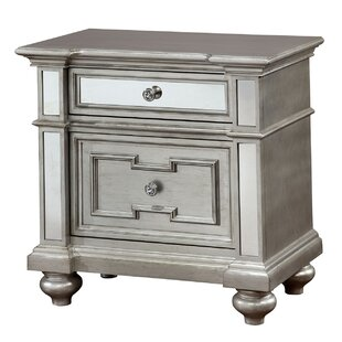 Fielding 2 Drawer Nightstand