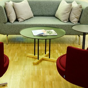 Sini Coffee Table with Tray Top