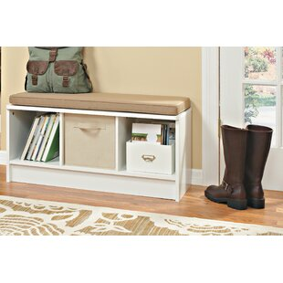 Cubicals Shoe Storage Bench by..