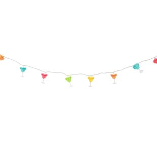 Affordable Price 10-Light Margarita String Lights By DEI