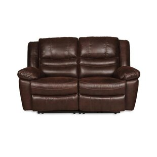Du Side by Side Reclining Rocker Loveseat Red Barrel Studio