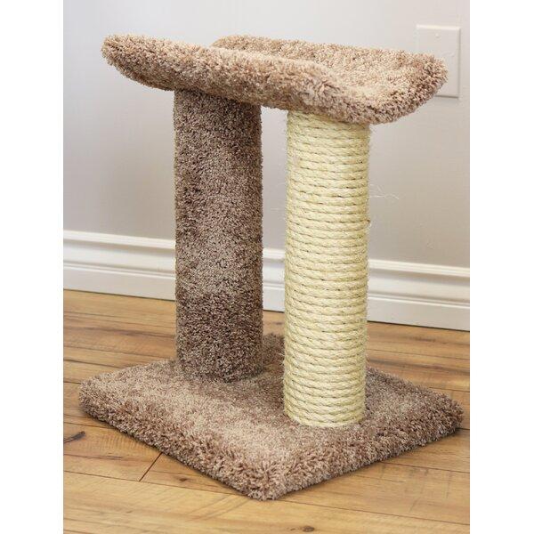 New Cat Condos 18 Premier Sisal Rope Scratching Post Reviews Wayfair
