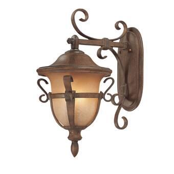 Astoria Grand Soren 2 Light Outdoor Wall Lantern Reviews Wayfair