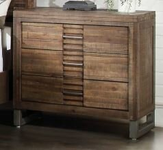 Laws 3 Drawer Nightstand by Union Rustic