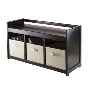 Vickers 4 Piece Storage Bench