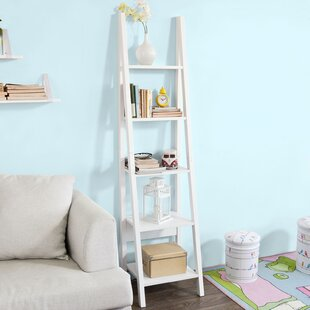 Winfield Ladder Bookcase By Mercury Row