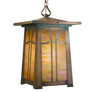 Brower 1-Light Outdoor Hanging Lantern