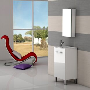 Adelina 20 Single Bathroom Vanity Set by Orren Ellis