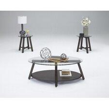 Esteban 3 Piece Coffee Table Set by Latitude Run
