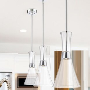 Designers Fountain Mila 1-Light LED Novelty Pendant