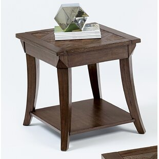 Best Price Turtle Mountain End Table By Red Barrel Studio