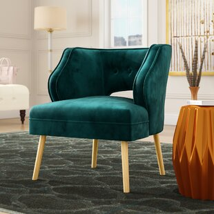 Heilig Mid Century Side Chair by Mercer41