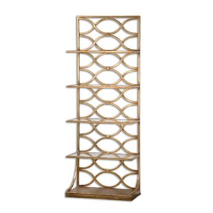 Reviews Lashaya Etagere Bookcase By Uttermost