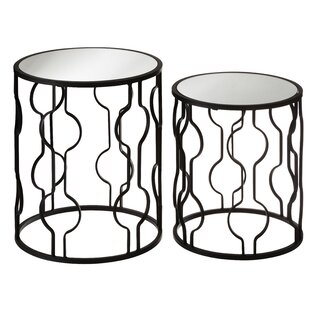 Lizeth 2 Piece Nest Of Tables By Canora Grey