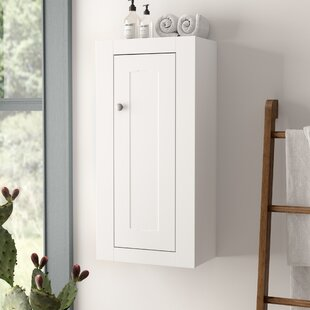 Hermina 36cm X 74cm Wall Mounted Cabinet By August Grove