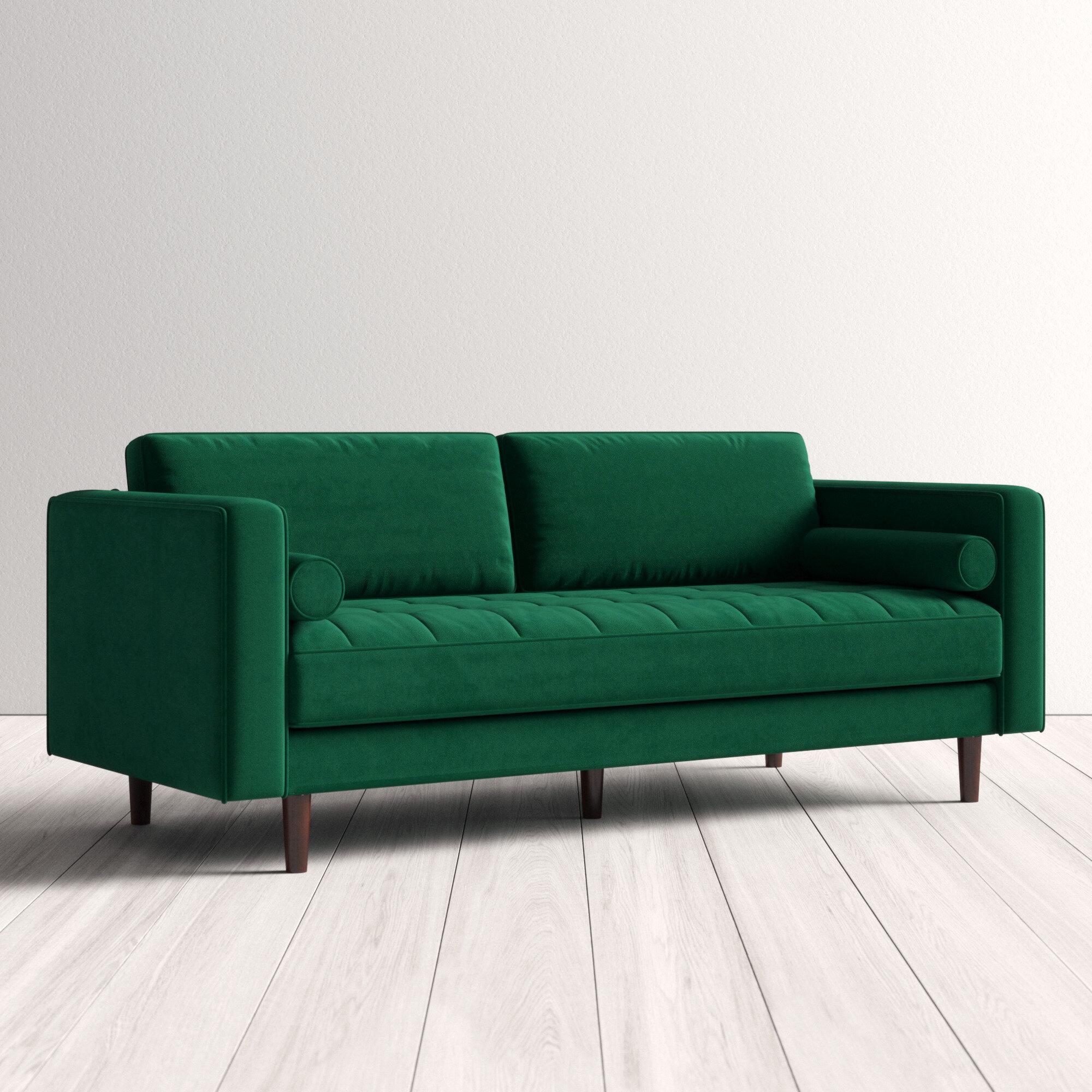 Modern & Contemporary Office Sofa   AllModern
